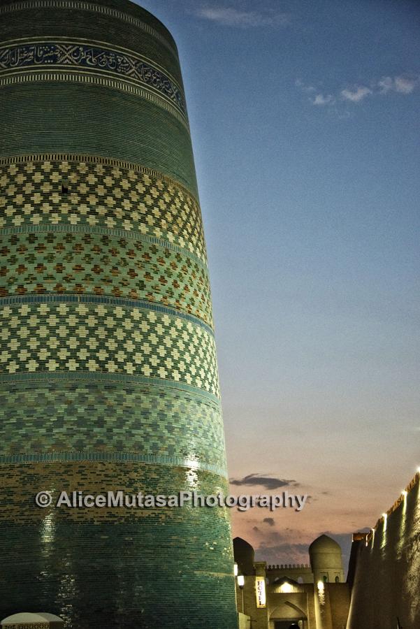 The Kalta Minor, Khiva