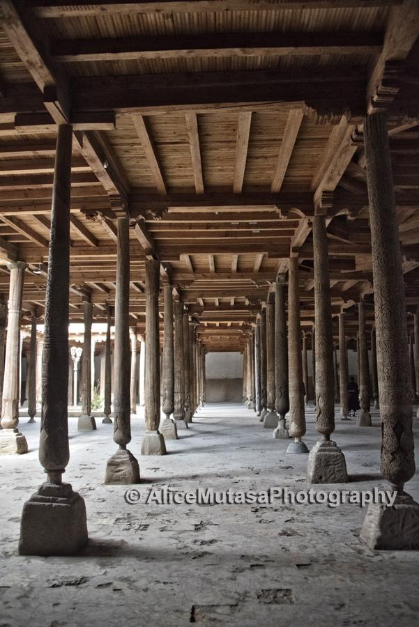 The Juma Mosque, Khiva