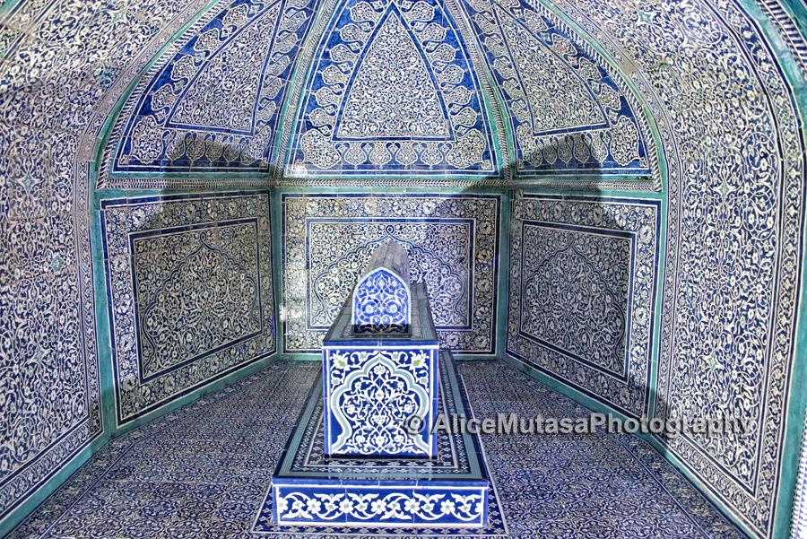Pahlavan Mahmoud Mausoleum, Khiva