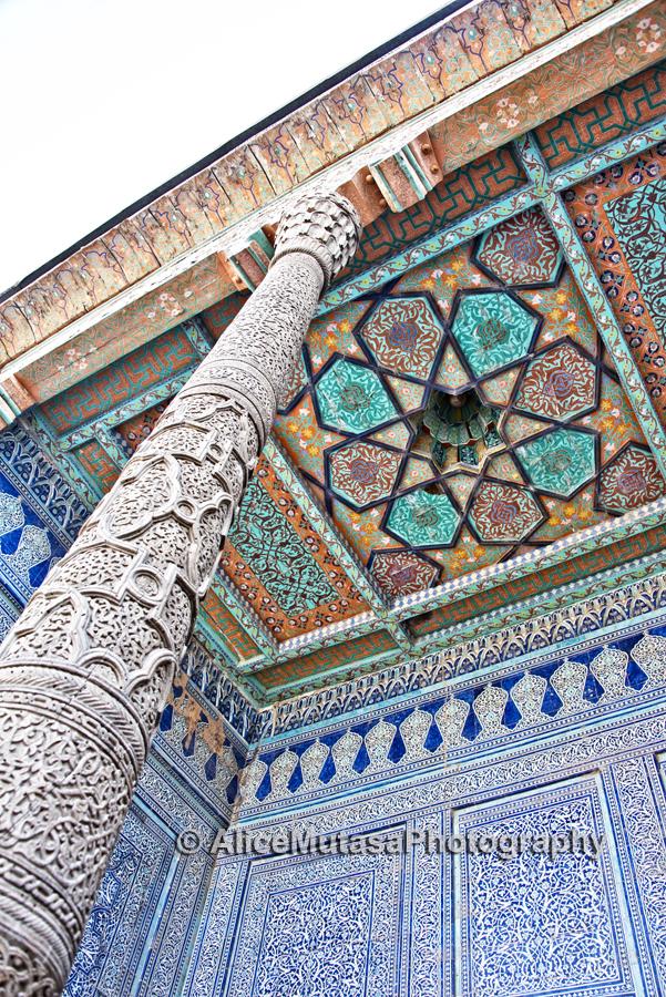 Summer Mosque, Kunya Ark, Khiva