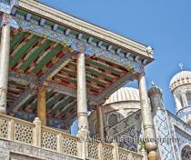 Hazrat Hizr Mosque, Samarqand