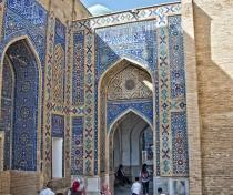 The Shah-i Zinda