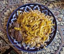 Plov - the national Uzbek dish!
