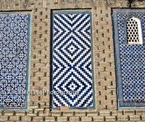 Tach-Kaouli Palace courtyard, Khiva