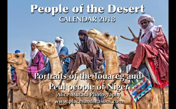 2018 Africa calendars now on sale