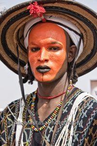 Wodaabe nomad, Niger