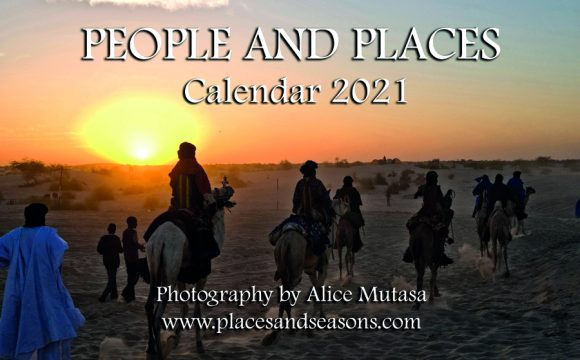 LIMITED EDITION 2021 'People and Places' calendars – ready to order!